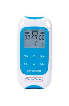 Perfect TENS bästa tens apparaten lindring av muskelsmärtor ledsmärtor massage