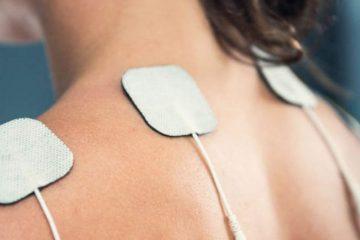 Perfect TENS-apparat och elektroder