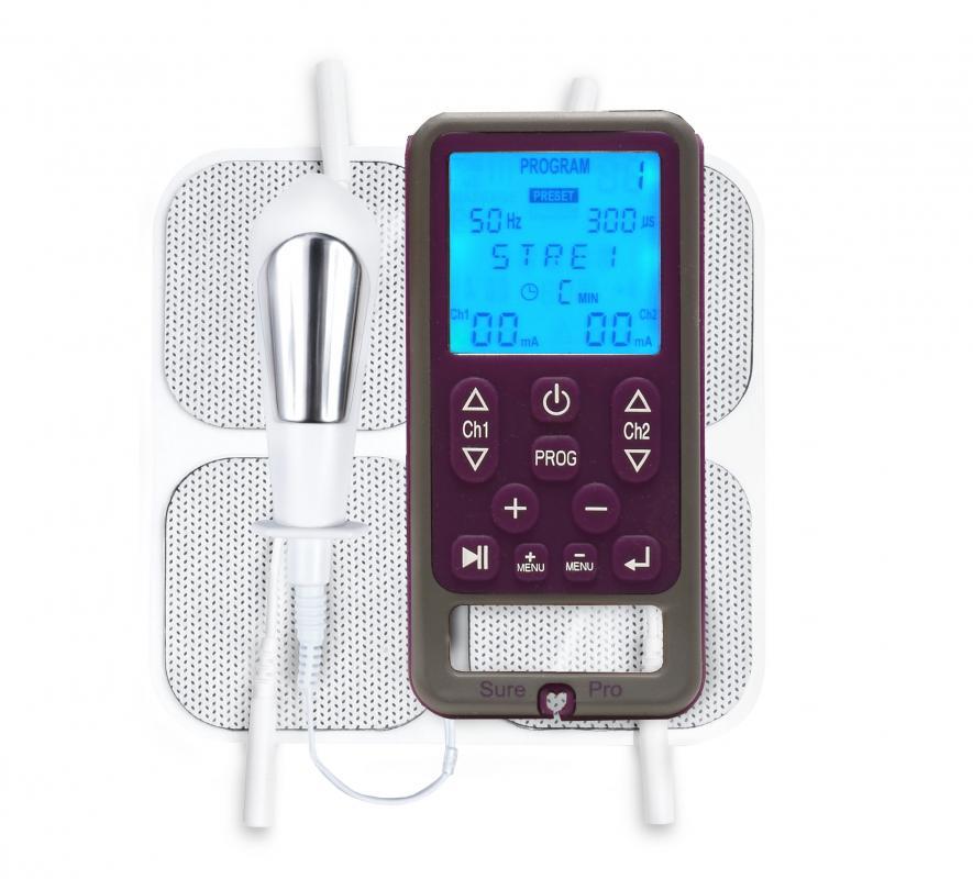 Sure Pro stärkare av bäckenbottenmuskler tensapparat för professionellt bruk