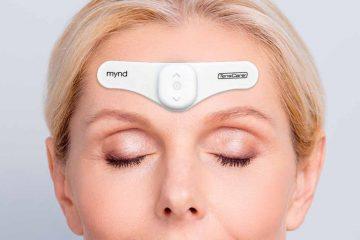 MYND-migränband effektiv behandling av migrän och huvudvärk